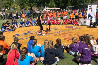 Cruijff Court 6 vs. 6 teams