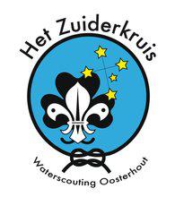 Logo Waterscouting Het Zuiderkruis