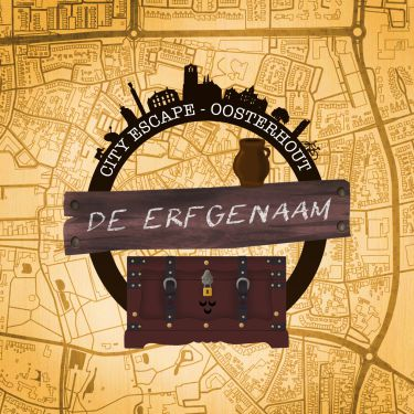 CITY ESCAPE - DE ERFGENAAM